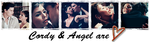 Cordy + Angel lovebar + icons by charmingangel22