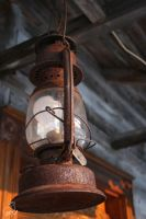 Rusty lantern by CaroRichard