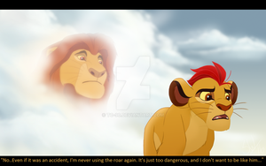 Kion's Decision by TC-96