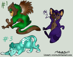 Point Adoptables by Quietclaw
