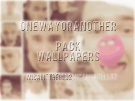 +Pack Wallpapers One Way Or Another by WildeestDreams