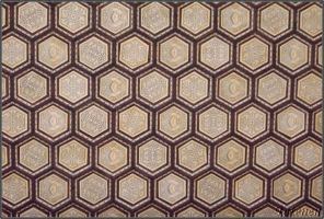 Honeycomb Without Bees by Tatenen