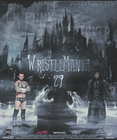WrestleMania 29 ~ Poster by MhMd-Batista