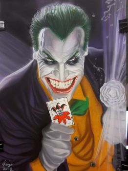ThE JoKeR by TIAGOTLR