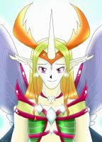First King by Yula568