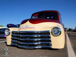 Hot Chevy Truck by Swanee3
