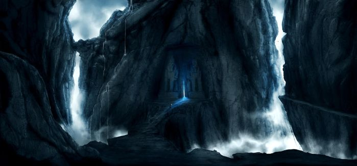 THE ENTRANCE by edlo