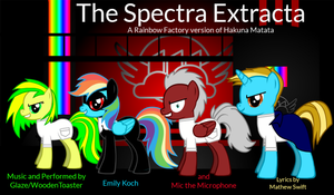 The Spectra Extracta by MathewSwiftMLP