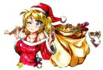 Santa Child Rosa (Colored) by riefmyname