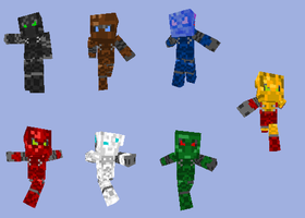 Bionicle Minecraft 4 by Takanuva998