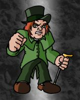 Mini Marvels - Mister Hyde by ZappaZee