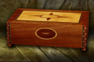 Blackwood Huon Inlaid by Dryad-8
