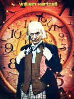1st Doctor by SimmonBeresford