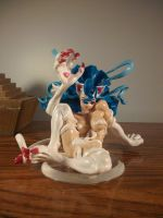Darkstalkers Felicia Resin Model by iokens