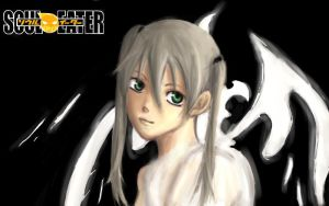Maka's Soul by Black-sania