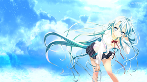 Denpa Onna to Seishun Otoko Erio Touwa by Akw-Art-Design