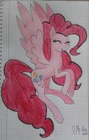Pegasus Pinkie Pie by Shadow-Nights
