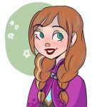 Anna Of Arendelle by Alma418