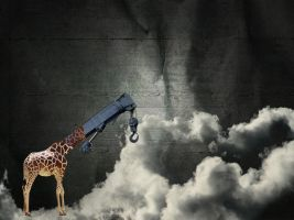 giraffe-wrecker by socionik