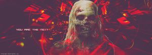 Zombie -The Walking Dead- C4D by Thoxiic-Editions