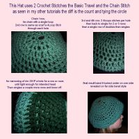 Crochet Beret by Sophia-Christina