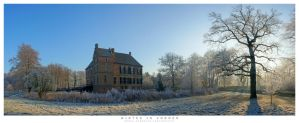 Frozen Castle by gabba74
