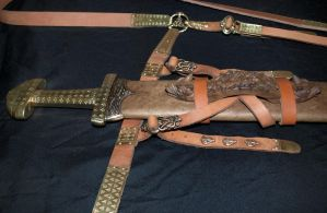 Viking Scabbard 10 by DarkSunTattoo