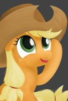 Applejack's New Hat by SymbianL
