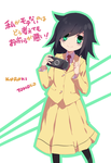 watamote by IExLibrisI
