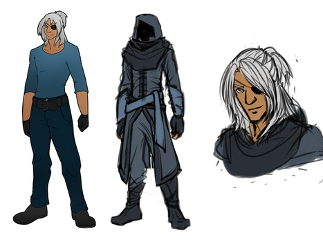 Kyne - story reference sheet by Ascott-wongle