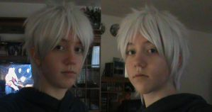 More Views of my Jack Frost Wig by XGirlDeathX