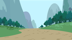 Ponyville Background Path by YoshiGreenwater