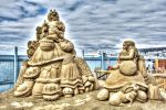 Sand Sculptures HDR by nicholls34
