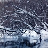Winter river 2 by KARRR