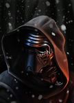 Kylo Ren by EnragedMarp