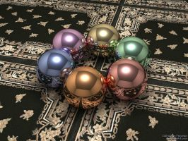 Wada spheres on carpet by bryceguy72