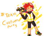 Team Costume Party by Kassy1011