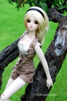Tree Climber by chartreuseeyes89