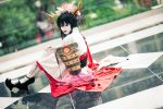 Hana - Gate7 Cosplay - seated by the-mirror-melts