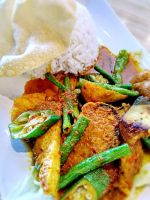 South East Asia Spicy Delights by VEGAN-LOVE