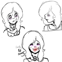 Heather Doodles by beeutiiful