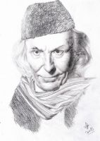 1st Doctor by ofir98