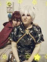 My Shinjuro XD by HaruMidnightCosplay