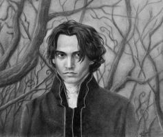 .Johnny Depp. by Razorlives
