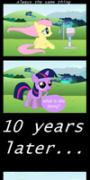 Always the same thing by BraveMoonGirl