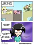 Mini Comics - The Sign by AriaPrime