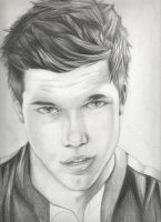 Taylor Lautner by AJuno