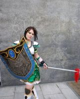Xing Cai Cosplay 4 by GraceyDarling