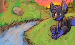 Down by the River by BruiserFox