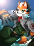 Fox McCloud on the Job by WhiteFox89